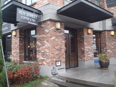 Roy Street Coffee & Tea - Seattle, WA
