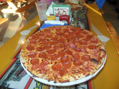 Pepperoni's Pizza - Cumming, GA