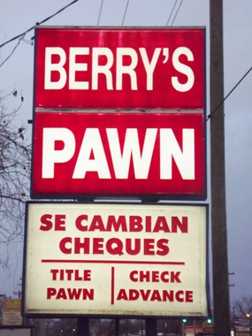 Berry's Pawn Shop - Nashville, TN