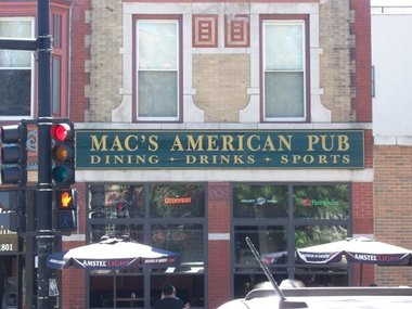 Mac's American Pub - Chicago, IL