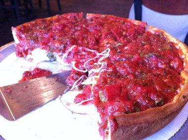 Zachary's Chicago Pizza - Berkeley, CA