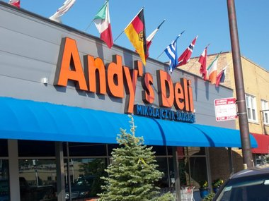 Andy's Deli - Chicago, IL