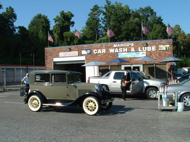 Marco's Car Wash & Lube - Winston Salem, NC