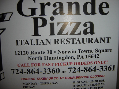Pizza Hut - Irwin, PA