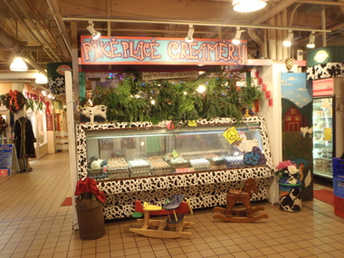 Pike Place Market Creamery - Seattle, WA