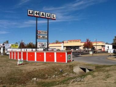 U-Haul Co - Springdale, AR