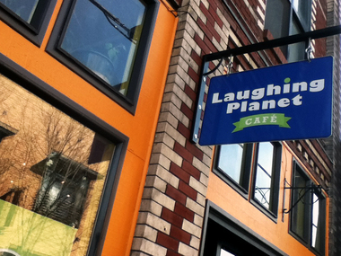 Laughing Planet Cafe - Portland, OR