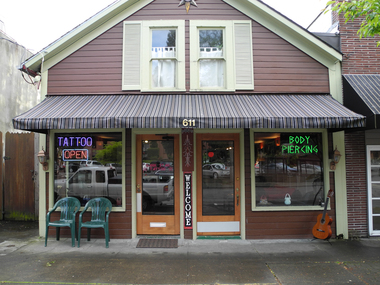 Dark Star Tattoo - Vancouver, WA