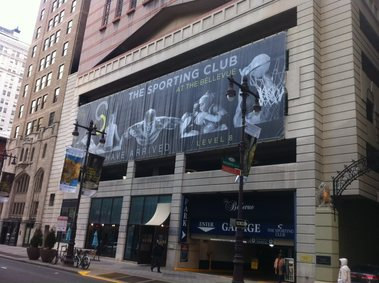 The Sporting Club at The Bellevue - Philadelphia, PA