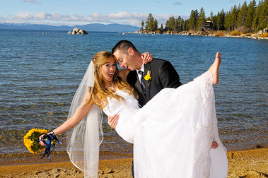 High Mountain Weddings - South Lake Tahoe, CA