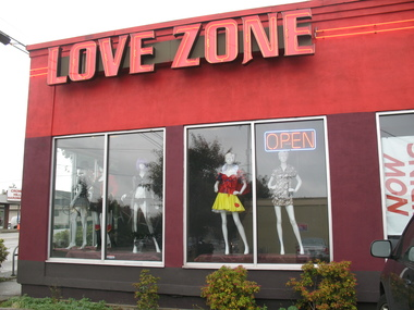 Love Zone - Seattle, WA