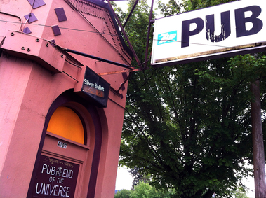 Pub At The End Of The Universe - Portland, OR