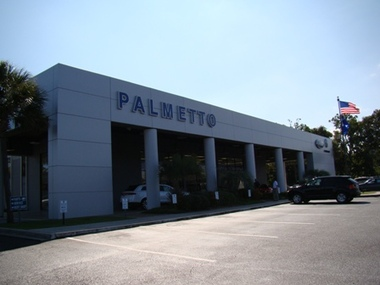 Palmetto Ford Lincoln - Charleston, SC