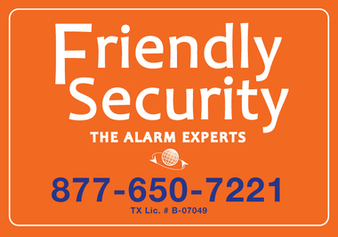 Friendly Security, Inc - San Antonio, TX