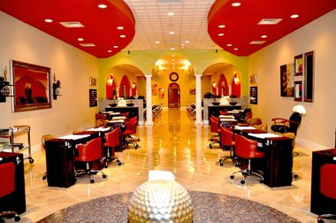 Luxe Nail Spa - Columbus, OH