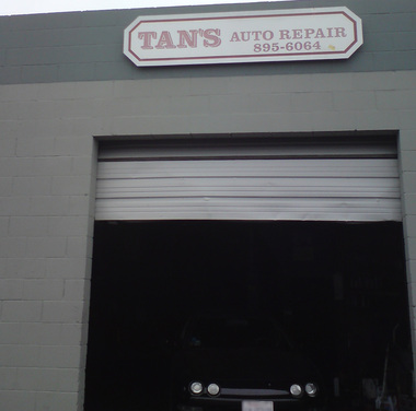 Tan Auto Repair - Westminster, CA