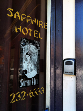 Sapphire Hotel - Portland, OR