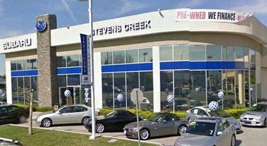 United imports in san jose ca 95129 citysearch for Mercedes benz stevens creek service