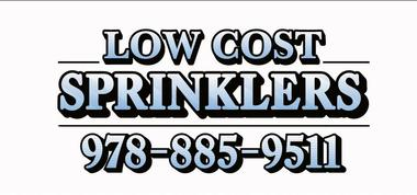 Low Cost Sprinklers - Andover, MA