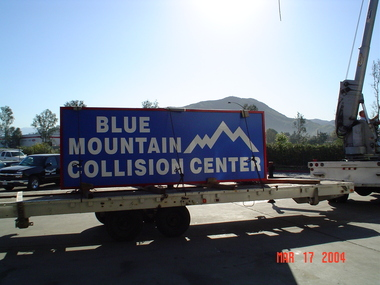 Blue Mountain Collision Ctr - Grand Terrace, CA