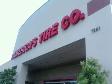 Americas Tire - Long Beach, CA