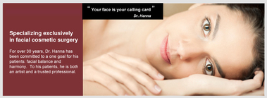 Hanna Facial Cosmetic Surgery - Hinsdale, IL