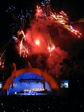 The Hollywood Bowl - Los Angeles, CA