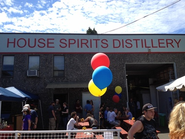 House Spirits Distillery - Portland, OR
