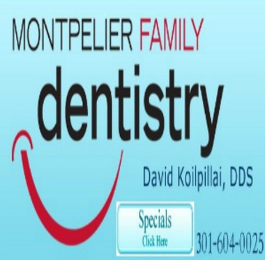 Koilpilla, David D, Dds - Montpelier Family Dentistry - Laurel, MD