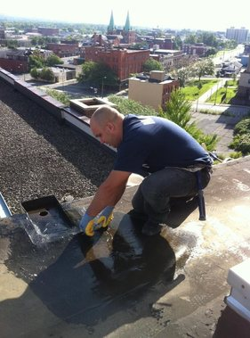 Commercial Industrial Roofing - Struthers, OH