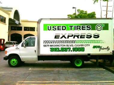 Used Tire Express - Culver City, CA