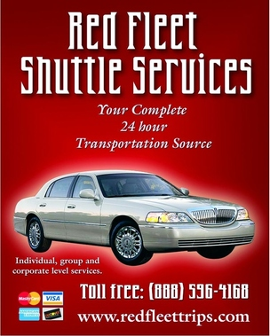 Red Fleet Shuttle Services - Lafayette, LA