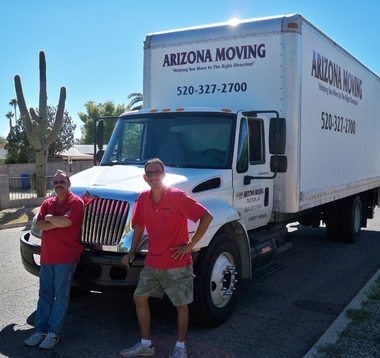 Arizona Moving Service - Tucson, AZ