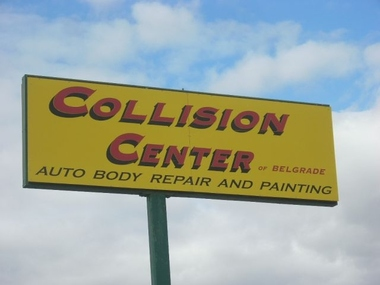 Collision Center of Belgrade