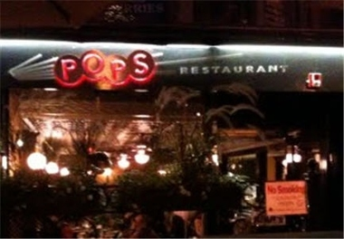 Pops Restaurant - Boston, MA