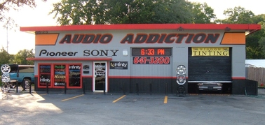 Audio Addiction - Jacksonville, FL