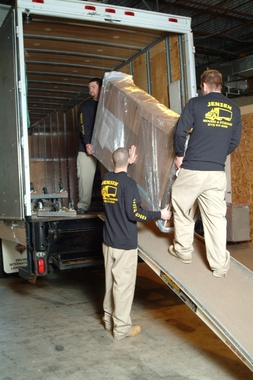 Jensen Movers and Storage, Inc - Montgomeryville, PA
