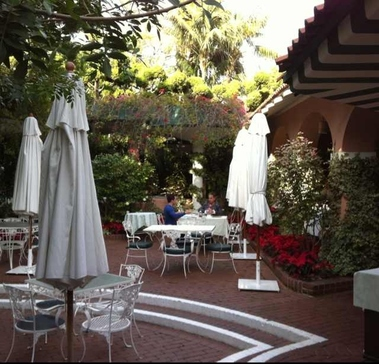 Polo Lounge at the Beverly Hills Hotel - Beverly Hills, CA