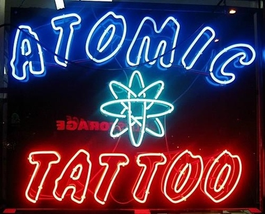 Atomic Tattoo & Body Piercing - Los Angeles, CA