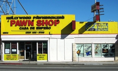 Hollywood pawn shop jewelry in glendale ca 91204 for Sunset pawn and jewelry