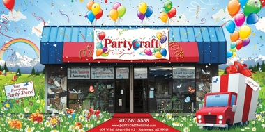 Partycraft - Anchorage, AK