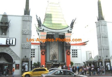 Grauman's Chinese Theatre - Los Angeles, CA