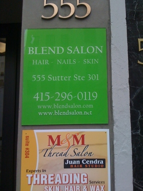 Blend Salon - San Francisco, CA