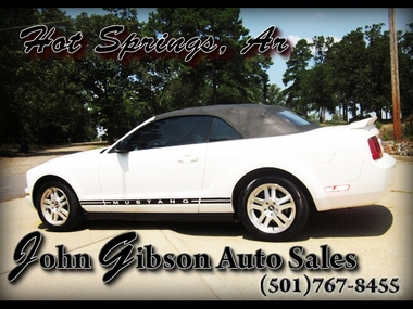 John Gibson Used Cars Hot Springs Arkansas