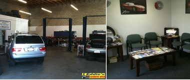 Eddie's Automotive Repair - Bellflower, CA