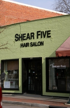 Shear Five - Columbia, SC