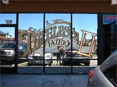 Timeless Tattoo - Los Angeles, CA