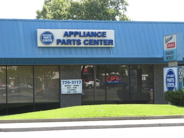 Appliance Parts Center - Citrus Heights, CA