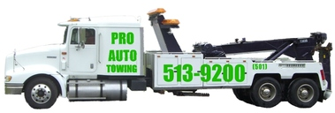 Pro Auto Towing - Conway, AR