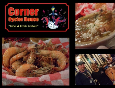 The Corner Oyster Bar & Grill - New Orleans, LA